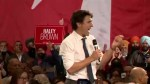 Trudeau rallies Liberals in Alberta